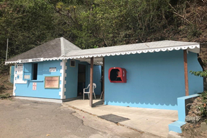 Joiwo Public Telephone to be installed in Mustique mooring