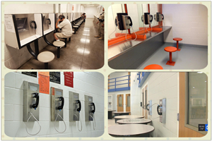 What is Inmate & Prison & Jail system telephone?