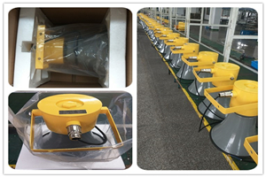 Ningbo Joiwo's production and assemble  line for  loudspeaker