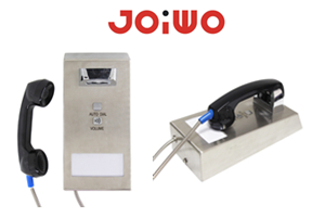 Introduction of Joiwo new auto dial jail & inmate & prison telephone with volume control  JWAT139