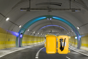 What is Power Tunnel  communication system ?