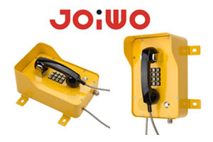 Introduction of Joiwo new VOIP IP SIP industrial metal weatherproof telephone with auto dial button JWAT937