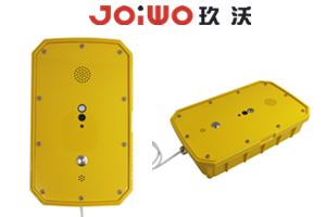 Panimula ng Joiwo weatherproof handsfree video intercom emergency phone JWAT941