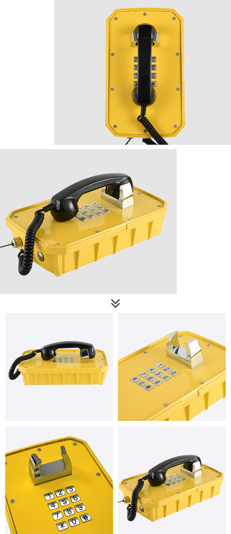 weatherproof telephone JWAT920