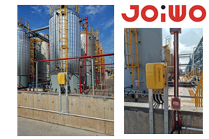 Our  Industrial Explosionproof telephone high quality analog  telephone JWAT820  was installed at chemical plant