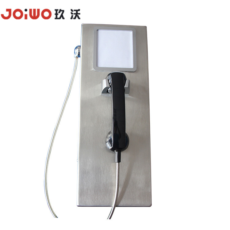 Anti-corrosive telephone Vandalproof prison telephone for  Parking Garages and hospital - JWAT149