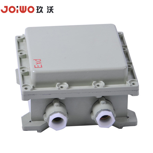 IP65 Grey Industries Metal Junction Box Steel Dustproof Box