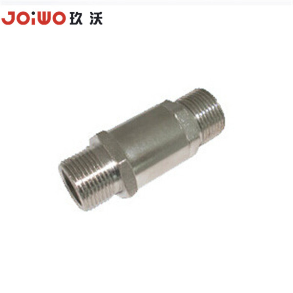 Explosion Proof Male Connector Flexible Anti Fire Tube Connector