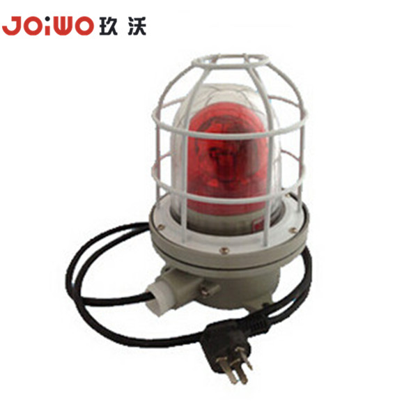 Rugged Warning Light Mining Beacon Light for Tunnel and Chemical Factory
