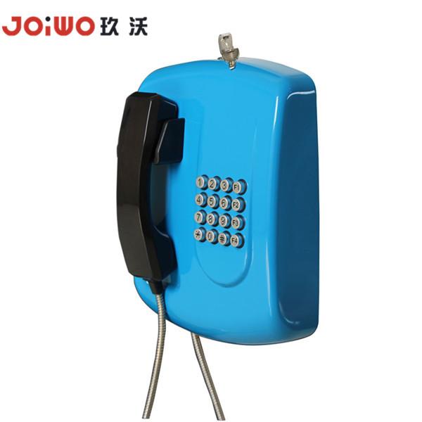 vandal resistant telephones