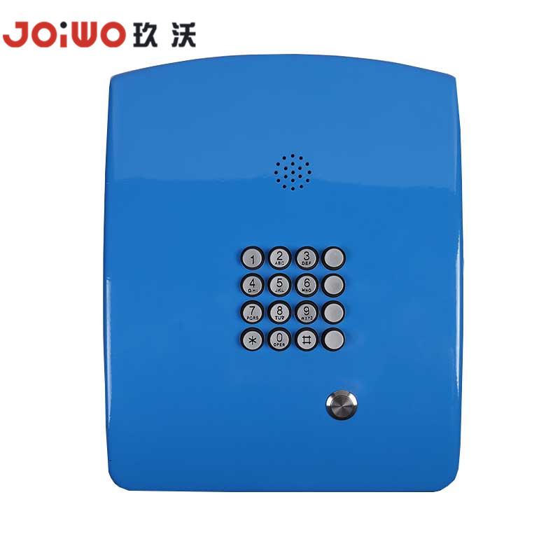 Stainless steel keypad handfree emergency dustproof telephone for emergency exit - JWAT404
