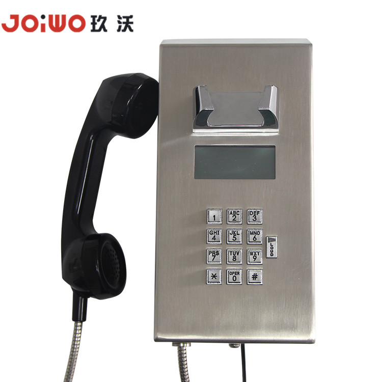 industrial stainless steel prison telephone