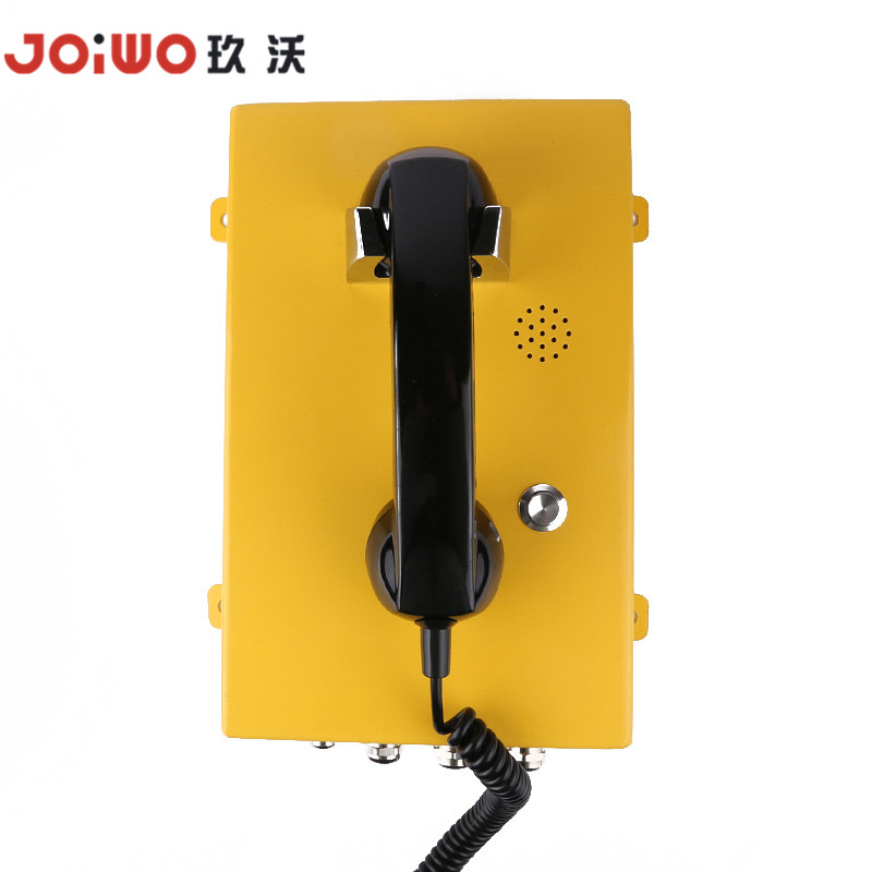IP65 waterproof one button dialing telephone