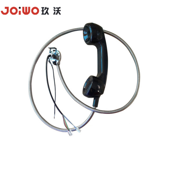 Waterproof plastic handset/industrial telephone handset/cell phone handset