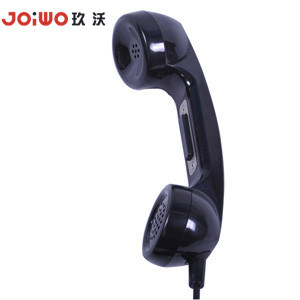 Coco mini kiosk usb telephone handset with ptt function
