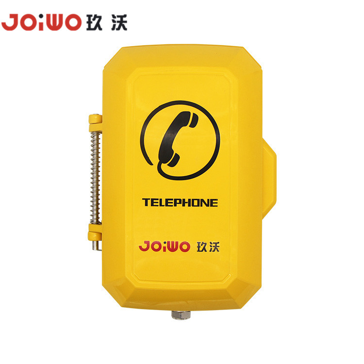 industrial weatherproof telephone for tunnel