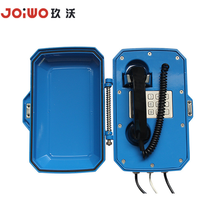 industrial anti-noise performance Plant broadcasting weatherproof telephone