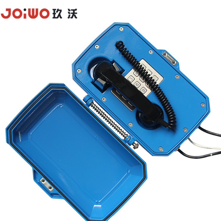 analog heavy duty wall mounted industrial roadside emergency Waterproof telephone