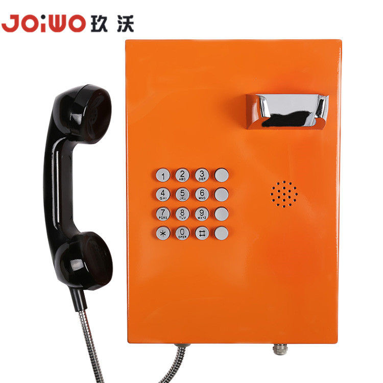 Indoor or outdoor emergency device for bank telephone-JWAT203