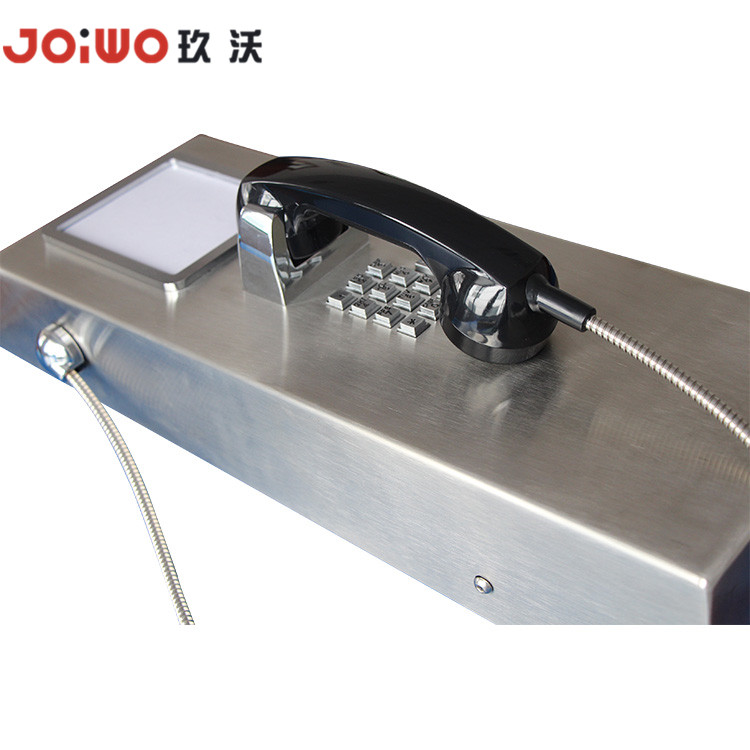 stainless steel windproof and damage proof  telephone