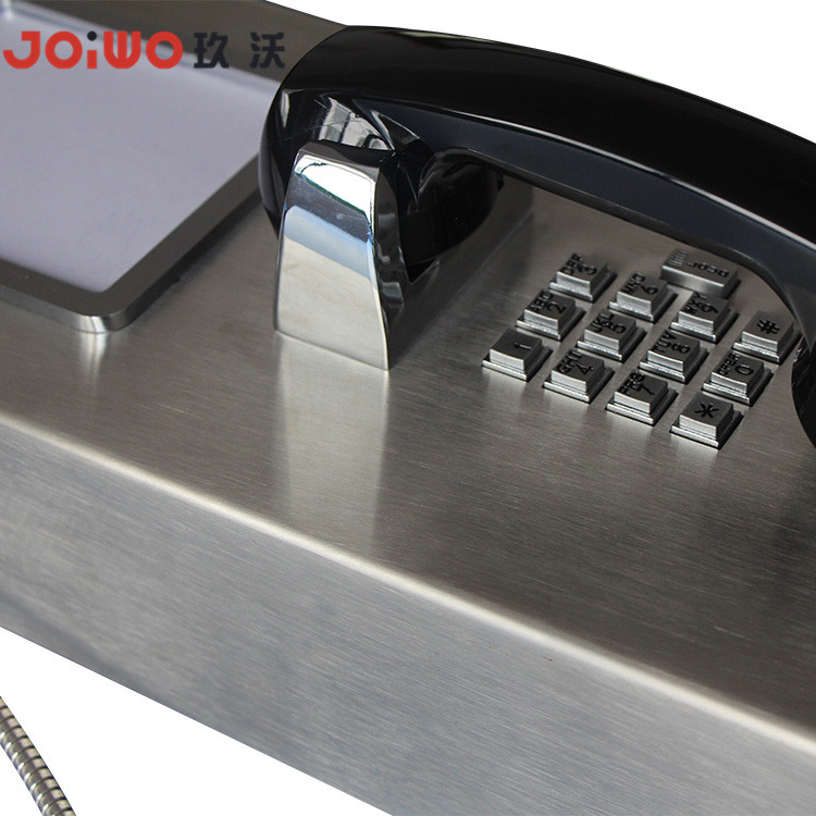 Durable full size prison telephone