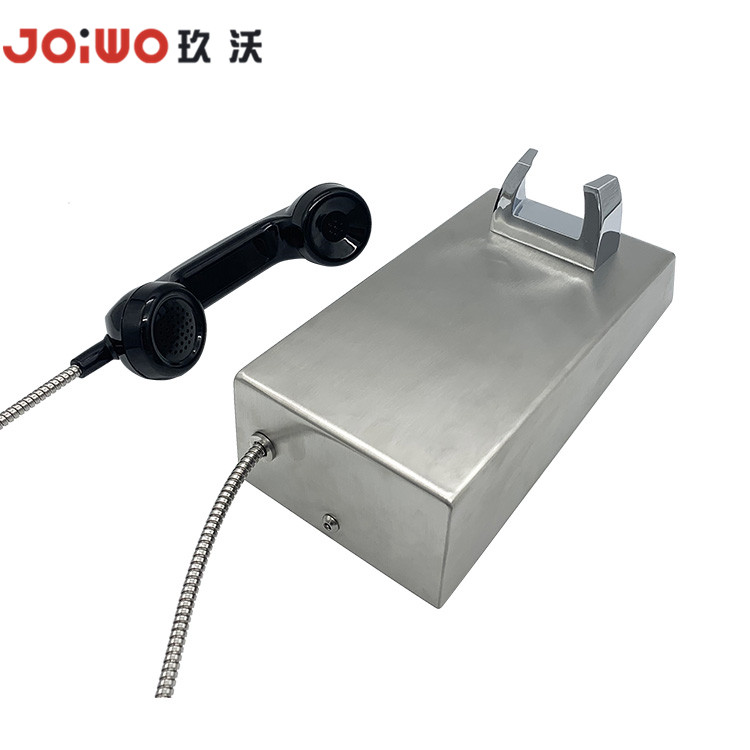 stainless steel waterproof telephone