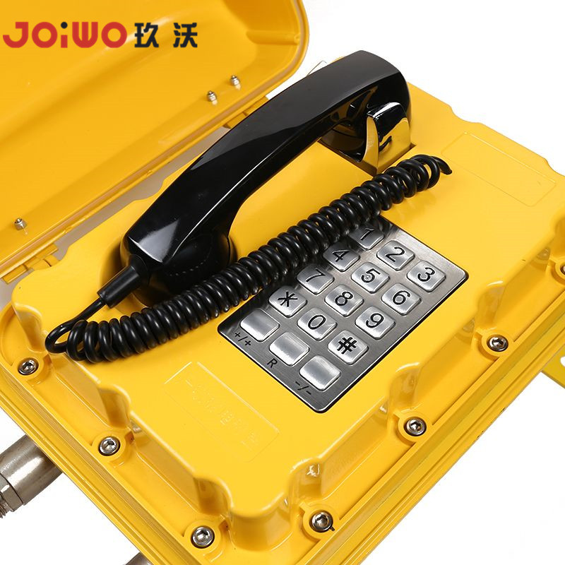full function calling industrial telephone with loudspeaker