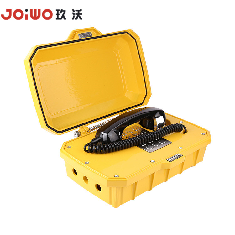 noise reduction Telephone for noisy areas and harsh environments