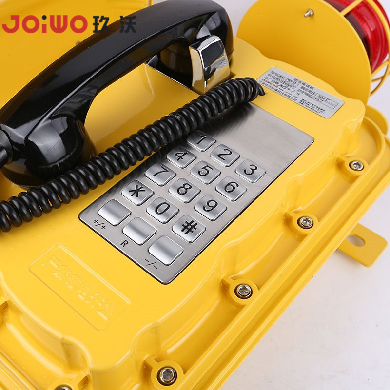 China made slim fixed can be-fixed-on-wall waterproof VOIP telephone