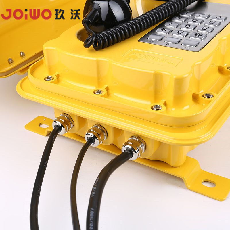 Waterproof Corded Industrial Telephone
