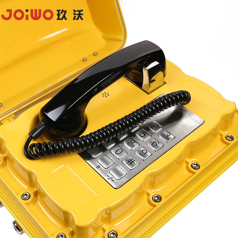 Industrial IP66 Waterproof Telephone Emergency VoIP Telephone