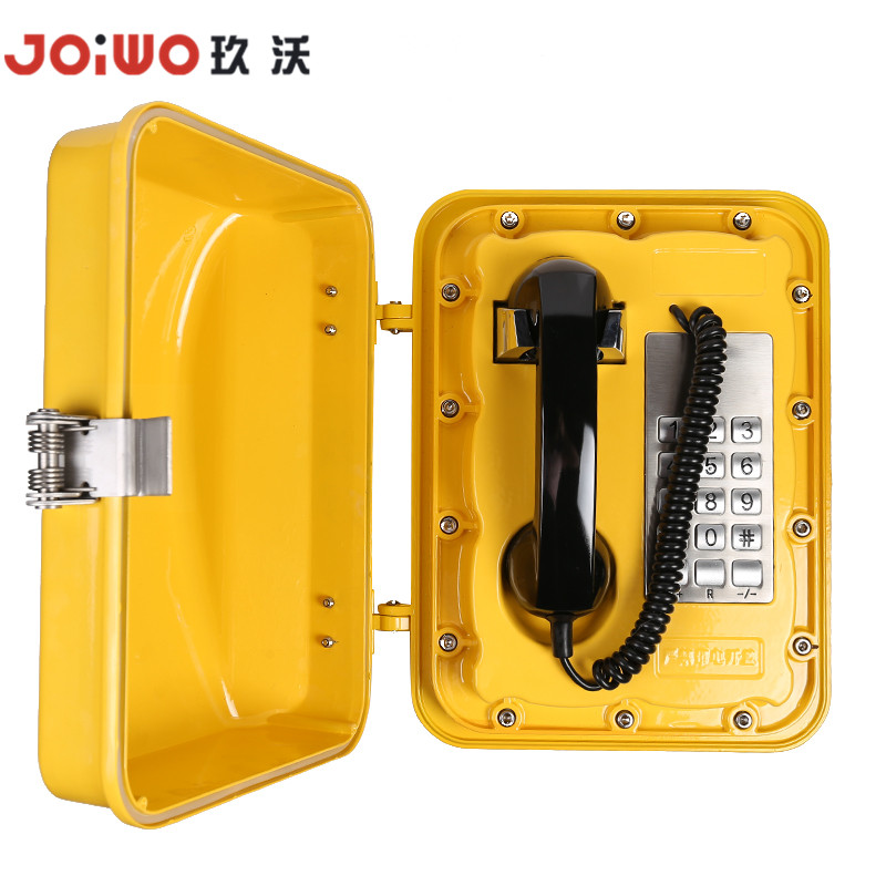 industrial weather proof telephone IP66 with high quality handset quality service