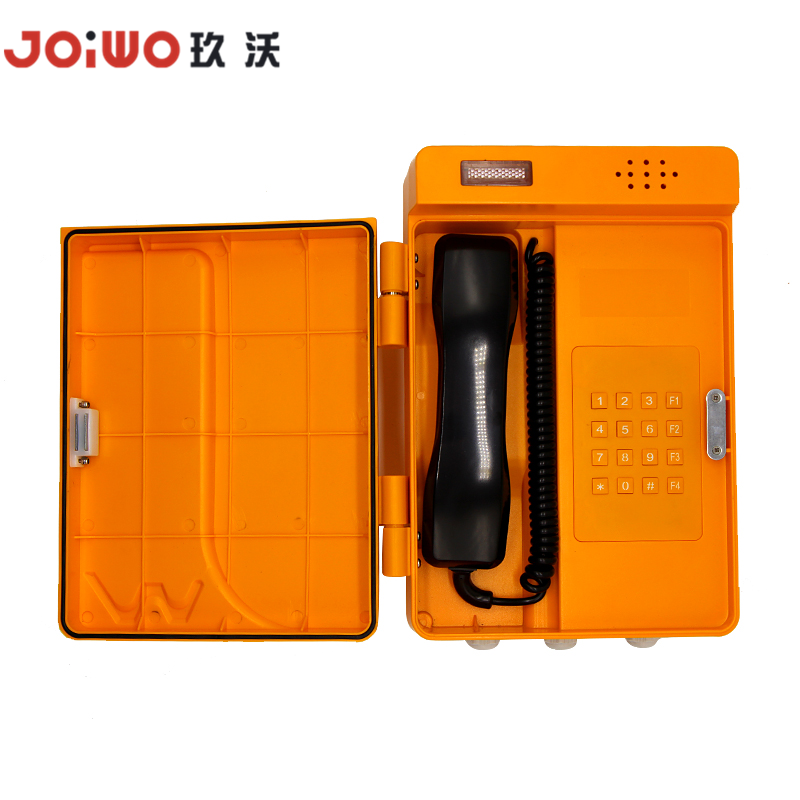 sip weather proof telephone powerful material with high quality Accessories used in tunnel