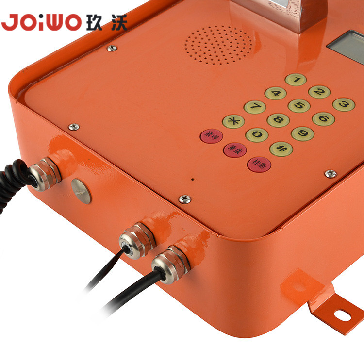 industrial waterproof telephone