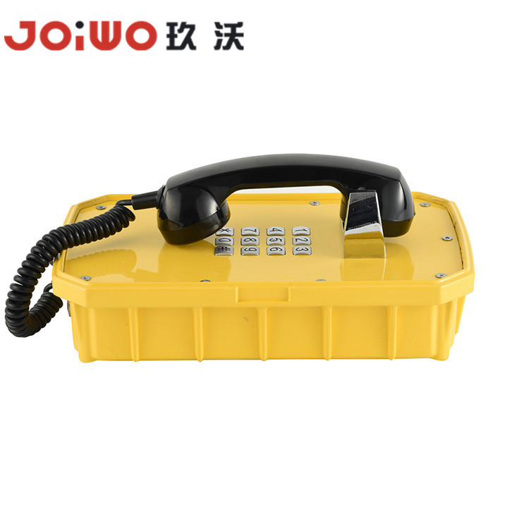 Handset Watertight telephone
