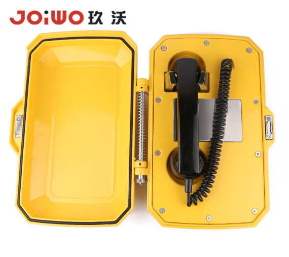 IP67 defend grade waterproof emergency railway telephone  - JWAT208