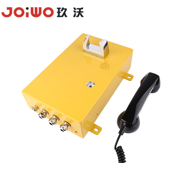 emergency dustproof and anti-corrosion industrial telephone