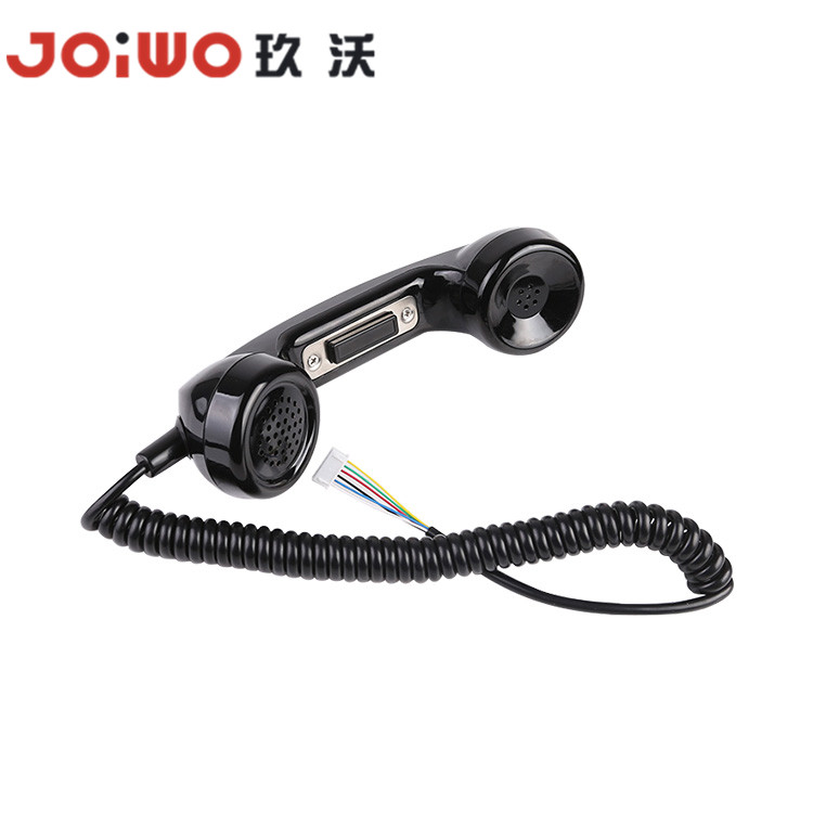 Integrated accessories cell phone handset with high quality
