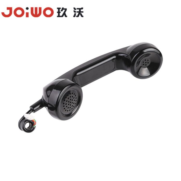 Telephone handset cord/usb retro handset