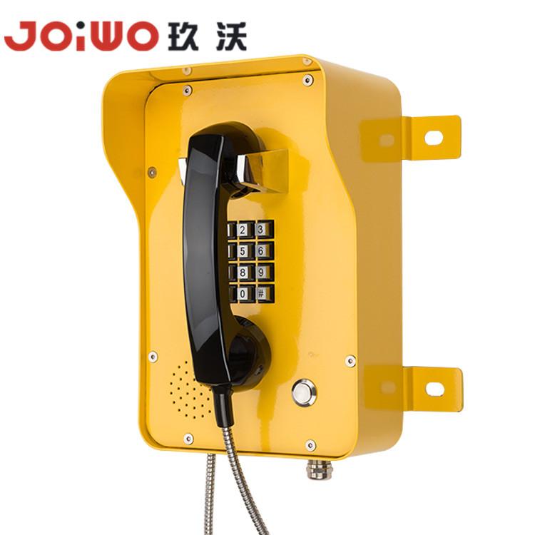 Proof-JWAT937 ile YENİ stil sıcak hat endüstriyel ağır hizmet hava koşullarına dayanıklı telefon