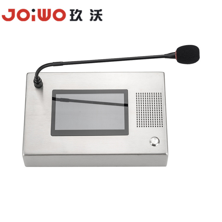 conference system Desktop phone for intercom system