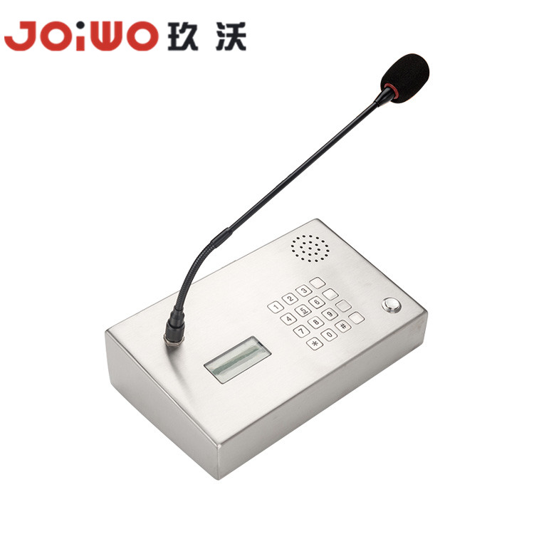 Handsfree Desktop Intercom Control Telephone