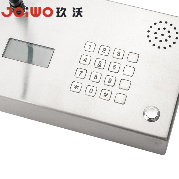 VOIP-SIP-IP Dispatcher intercom phone desktop Telephone for self service stores