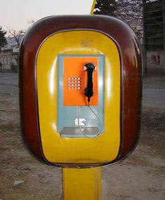 industrijski vodootporni telefon